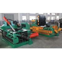 Buy cheap Used Scrap Metal Hydraulic Compress Baler Baling Machine Power Press Machine from wholesalers