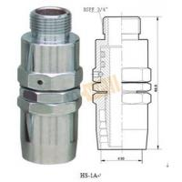 "Quality 3/4""  1"" NPT / BSPF Brass HS-1A Rotary Swivel For Fueling Hose wholesale"