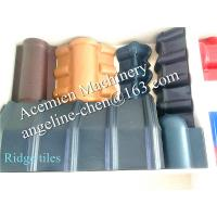 Best plastic PVC+ASA/PMMA wave roof tile wall board buidling/roofing material production line wholesale