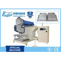 Best CNC Automatic Sink Seam Grinding and Polishing Machine with Mitsubishi Controlled System wholesale