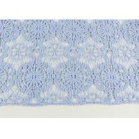 Best Guipure Dying Lace Fabric With Floral Water Soluble Lace Design For Dress Factory wholesale