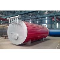 Best High Pressure Gas Fired Heating Oil Boiler High Efficiency For Wood / Electric wholesale