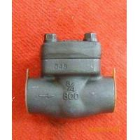 """Best 347 Stainless Steel 2"""" Swing Check Valve 2500# Ends API 6D / ANSI 16.5 B wholesale"""