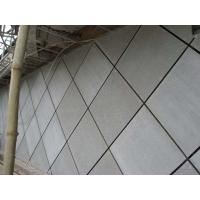 Class A1 Fire Rated Compressed Exterior Fiber Cement Board Sound Insulated Free Asbestos