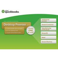 Best Genuine QuickBooks Desktop Premier 2018 with Industry Edition Small Business Accounting Software 1-Year Subscription wholesale