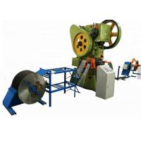 Best Concertina Barbed Wire Making Machine , Automatic Razor Barbed Wire Machine wholesale