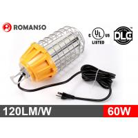 Quality 60 Watt LED Corn COB Bulb For Safety Protection / LED Temporary Light 7800lm wholesale