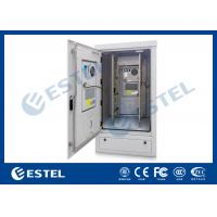 Best 40U Anti-Rust Paint Outdoor Equipment Enclosure Climate Controlled Cabinet wholesale