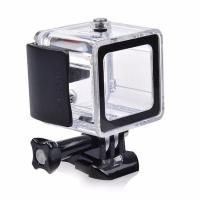 Buy cheap GoPro Hero 4 Session Waterproof Housing Case Standard Underwater 60M Protective Box Go Pro Accessories from wholesalers