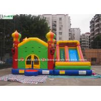 Best Commercial Inflatable Jumping Castles Slide For Family Park Use wholesale
