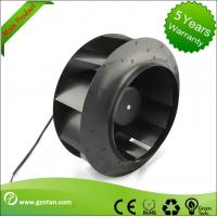 Best Energy Saving EC Centrifugal Fans / Roof Ventilation Fan Backward Curved wholesale