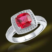 Best Big Red Stone Finger Ring (RSA3472) wholesale