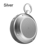 Best Wireless Bluetooth Speaker Portable Outdoor IPX5 Waterproof Anti-fall FM Radio LED Alarm Clock Audio Player wholesale