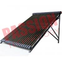 Best High Pressure U Type Solar Collector , U Pipe Heat Pipe Collector For Swimming Pool wholesale