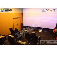 Best Special design 5D movie theater screen projector control system wholesale