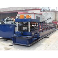 Best Hydraulic PLC Control Purlin Roll Forming Machine , Z Purlin Making Machine wholesale