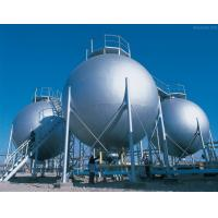 Best Triple Wall Stainless Steel Pressure Vessel Tank , Natural Gas Storage Tank wholesale