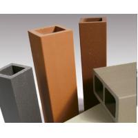 Best No Light Pollution Terracotta Baguettes Sunscreens Tube Pipe For Construction wholesale