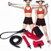 Best Maxcare Sports Expander with EVA Handles and 118cm Long Elastic Band wholesale