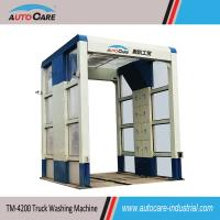 Best Automatic Touch Free Heavy Duty Truck Washing Machine/High pressure bus washer wholesale