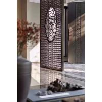 Best Buy From Foshan Factory Mirror Gold Stainless Steel Partition Screen With Laser Cutting wholesale