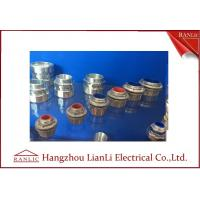 """Cheap 1/2"""" 4"""" Watertight Hubs Rigid Conduit Fittings / Electrical Conduit Parts UL for sale"""