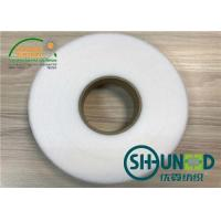 Best Strong Bondstrength Hot Melt Double Side Fusible Non Woven Interlining Tape Soft Handfeeling wholesale