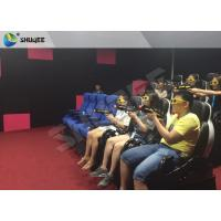 Best Business Mode 7D Cinema System With Interative Luxury 7D Gun Shooting Game wholesale