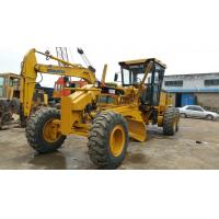 Best Caterpillar 140K Used Motor Grader 1600h , Pull Behind Road Grader For Sale wholesale