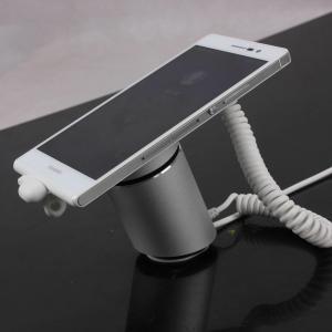 Cheap COMER anti-shoplifting lock for digital Mobile Phone Security Alarm desktop for sale