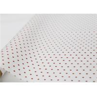 Best Polka Dot Holiday Tissue Paper , Gift Wrapping Dotted Tissue Paper wholesale