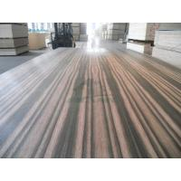 Buy cheap Natural Ebony Fancy Plywood Q/C from wholesalers