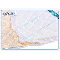 Best White / Black / Blue Color Good Strength PP Spunbond Non Woven Fabric for Mattress Quilting and Spring Cover wholesale