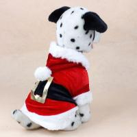 Cheap Christmas dog clothes santa outfits for sale