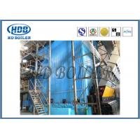 Best Industrial Self Supporting Corner Tube Boiler With Natural Circulation Cooling wholesale