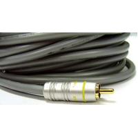 Best 75cm High Quality Multipurpose Single RCA Cable RCA TV Cable wholesale