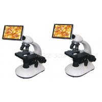 Cheap 9.7 Inch 400x Digital Wireless LCD Screen Microscope With 5.0 Mega Pixels CMOS for sale