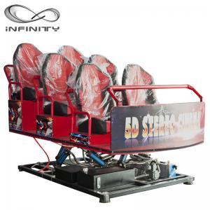 Best Interactive Motion Platform 7D Virtual Reality Cinema Truck Mobile 8D 9D 12D Theater wholesale