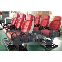 Best 3D / 4D / 9D Motion Theater Chair Custom Color with Safe Belt wholesale