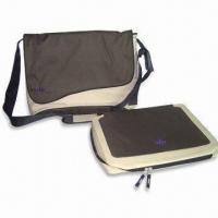 Best Laptop Bag with Adjustable Shoulder Straps, Made of Polyester or Microfiber, OEM Orders are Welcome wholesale
