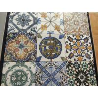 Buy cheap Custom Size Art Decorative Ceramic Tile With Patterms For Shopping Mall from wholesalers