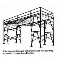 Quality Adjustable Stackable Fast Lock 4' * 6' Shoring Scaffolding Heavy - Duty / Light - Duty wholesale