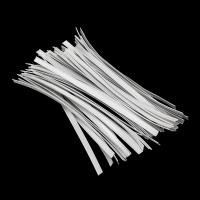 Best White Color Face Mask Materials Nose Wire Medical Flexible Wire Light Weight wholesale
