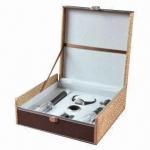 Best Air Pressure Wine Opener Gift Set, CE-certified wholesale