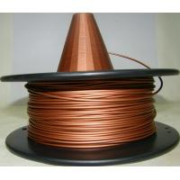 Cheap Metal Copper Filament 1.75 3.0mm Metal 3d Printing Filament Natural Copper for sale