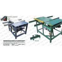Quality Woodworking machine sales MJ1500 simple sliding table saw