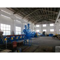 Best Easy Install Old Tyre Recycling Machine , Tire Grinding Machine Multi Function wholesale