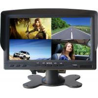 Best 7 Car QUAD LCD Monitor wholesale
