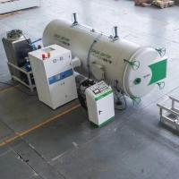 Best Automatic Wood Dryer For Timber Drying With Vacuum And High Frequency Generator wholesale