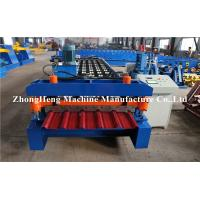 Best 27/1000 model roofing Sheet Roll Making Machine With Simons Reducer, Roll Former wholesale